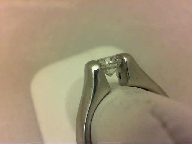 Lady's Platinum-Diamond Ring Guard 1.00 CT. 950 Platinum 18.98g