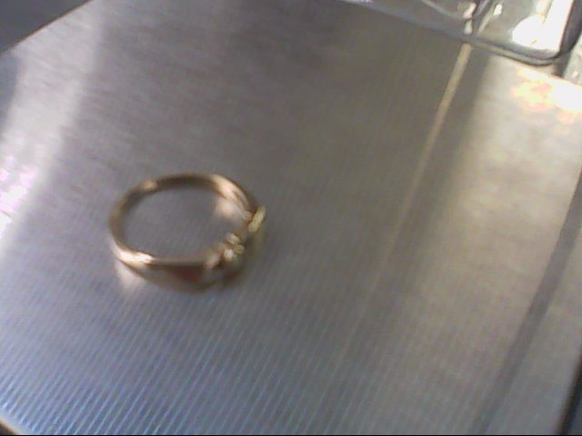 Lady's Gold Ring 10K Yellow Gold 1.45g