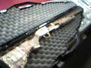 MOSSBERG Shotgun 500 CAMO