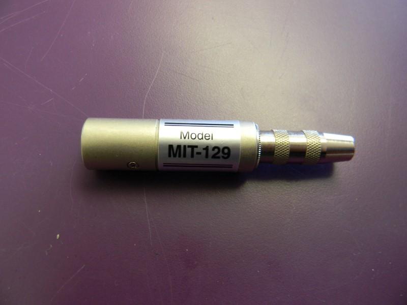 Hosa Technology MIT-129 1/4-Inch TS to XLR3M Impedance Transformer
