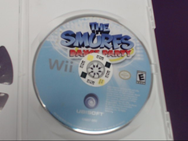 The Smurfs Dance Party - Nintendo Wii Game