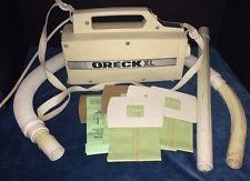 ORECK XL HANDHELD VACUUM CLEANER BB-280-D