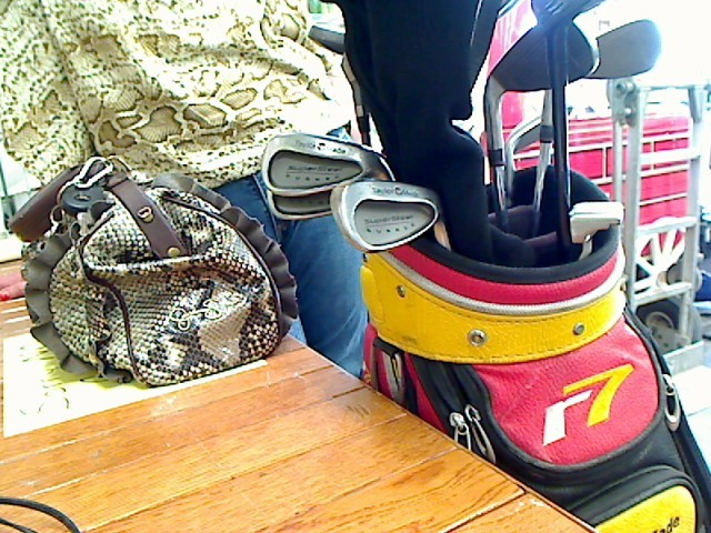 TAYLORMADE Hand Tool GOLF CLUBS
