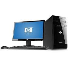 HEWLETT PACKARD PC Desktop P2-1033W