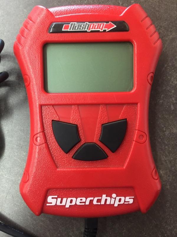 FLASHPAQ Diagnostic Tool/Equipment 3825