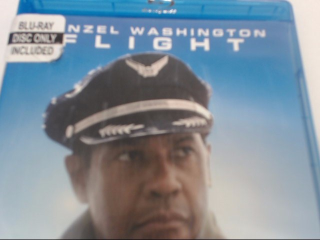 FLIGHT - BLU-RAY MOVIE