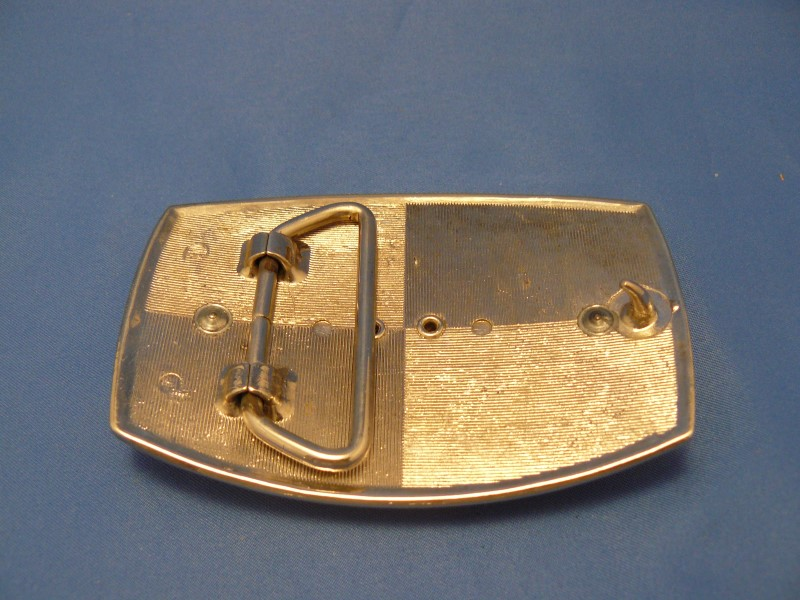 NORTHER PACIFIC RAILROAD BUCKLE