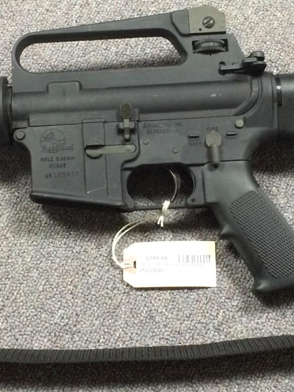 Armalite - M15A2 - 5.56 NATO - Standard A2