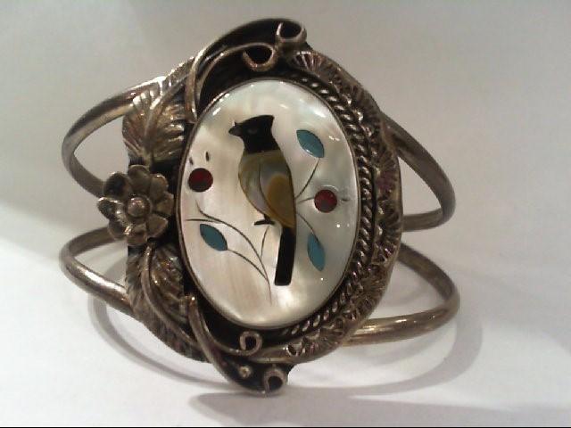 Silver Bracelet 925 Silver 29.8g