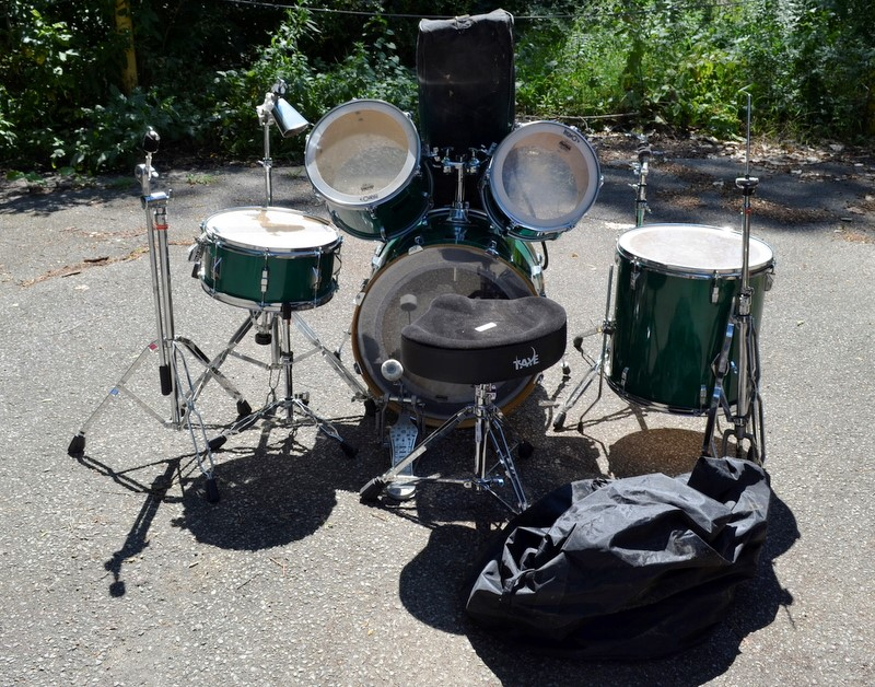 DIXON DRUMS Drum Set N/A
