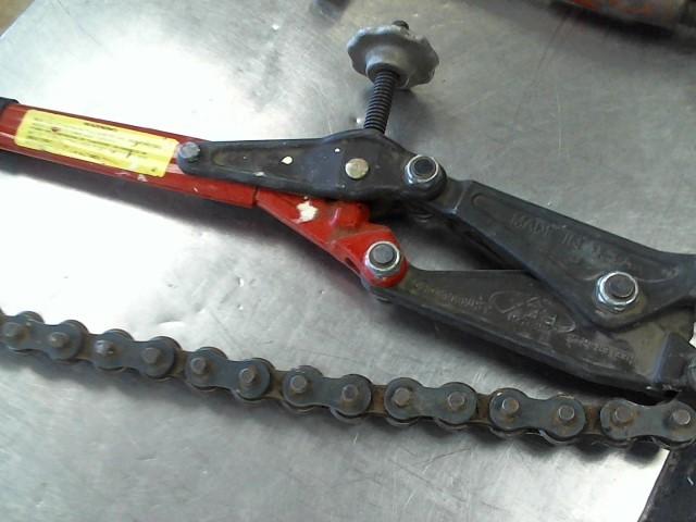 WHEELER-REX  Tool PIPE CUTER