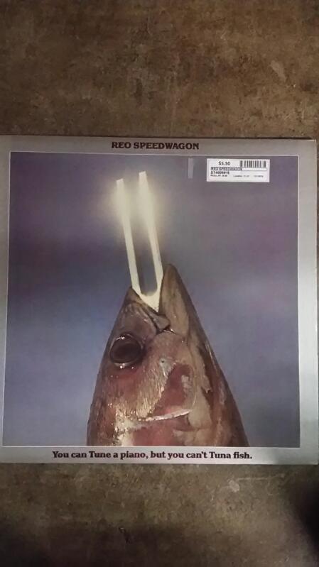 Reo Speedwagon Vinyl