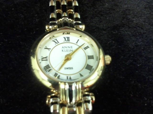 ANNE KLEIN Lady's Wristwatch 12/6254-7