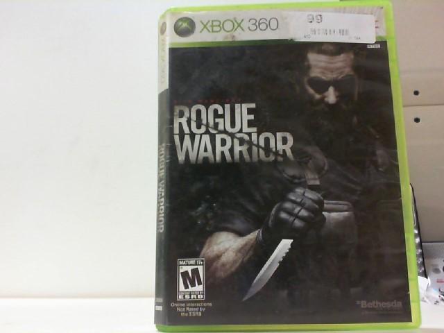 MICROSOFT Microsoft XBOX 360 Game ROGUE WARRIOR