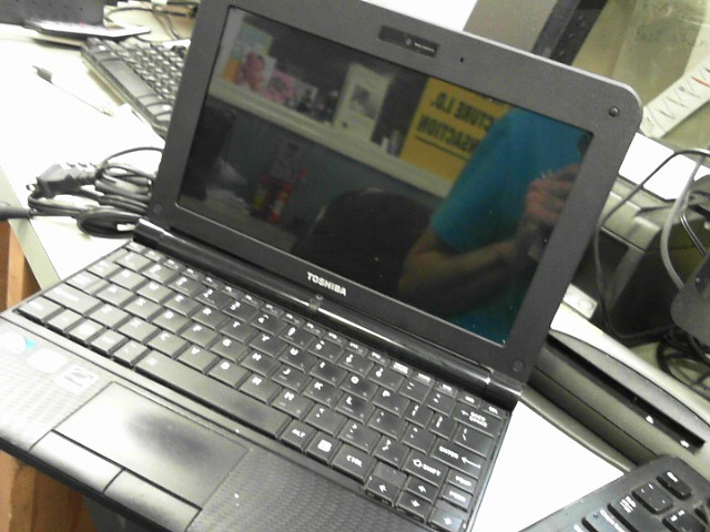 TOSHIBA PC Laptop/Netbook NB255-N245