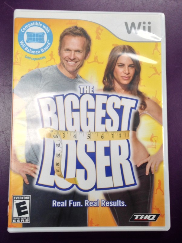 The Biggest Loser (Nintendo Wii, 2009)