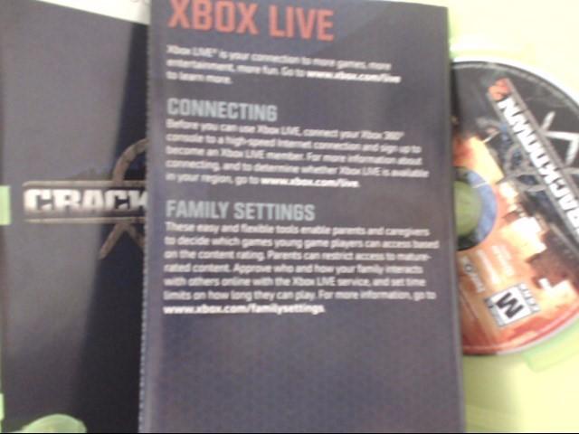 Crackdown 2 (Microsoft Xbox 360, 2010) Complete!