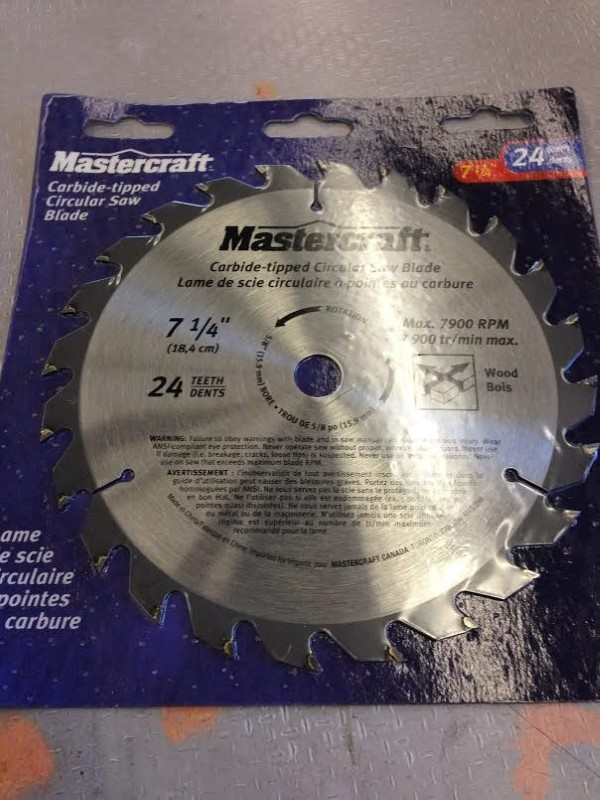 MASTERCRAFT Miscellaneous Tool SAW BLADE