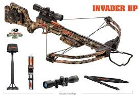 WICKED RIDGE CROSS BOW Bow INVADER HP