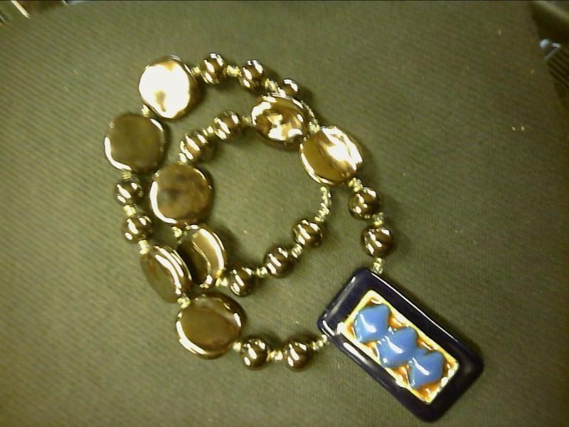 Necklace/Pendant Copper 53.25dwt