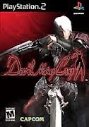 SONY Sony PlayStation 2 DEVIL MAY CRY PS2
