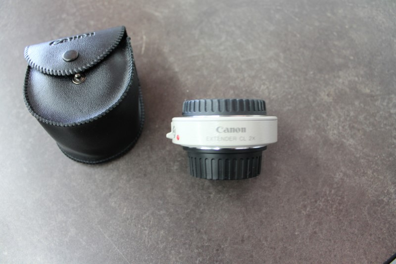 CANON Camera Accessory EXTENDER CL 2X