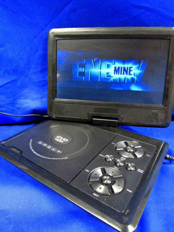 Car Video PORTABLE DVD PLAYER