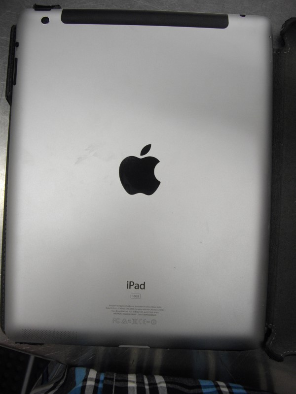 APPLE Tablet IPAD 3 A1403 WI-FI *AS IS* *CLOUD LOCKED*