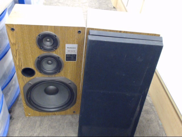 TECHNICS Speakers/Subwoofer SB-K476