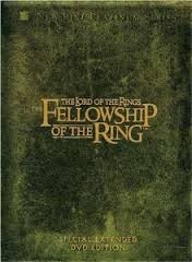 DVD MOVIE DVD THE LORD OF THE RINGS THE FELLOWSHIP OF THE RING