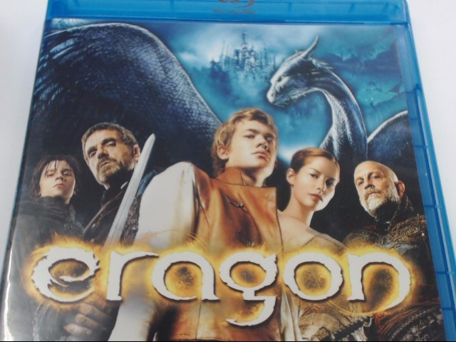 ERAGON - BLU-RAY MOVIE