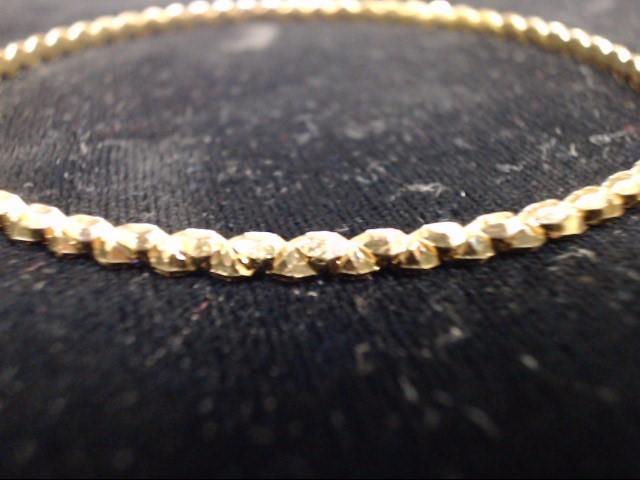 Gold Bracelet 18K Yellow Gold 10g