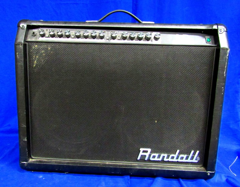 RANDALL AMPLIFIERS RG100