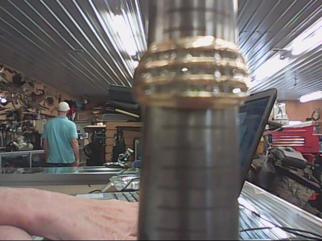 Gent's Diamond Cluster Ring 21 Diamonds .21 Carat T.W. 10K Yellow Gold 3.5dwt