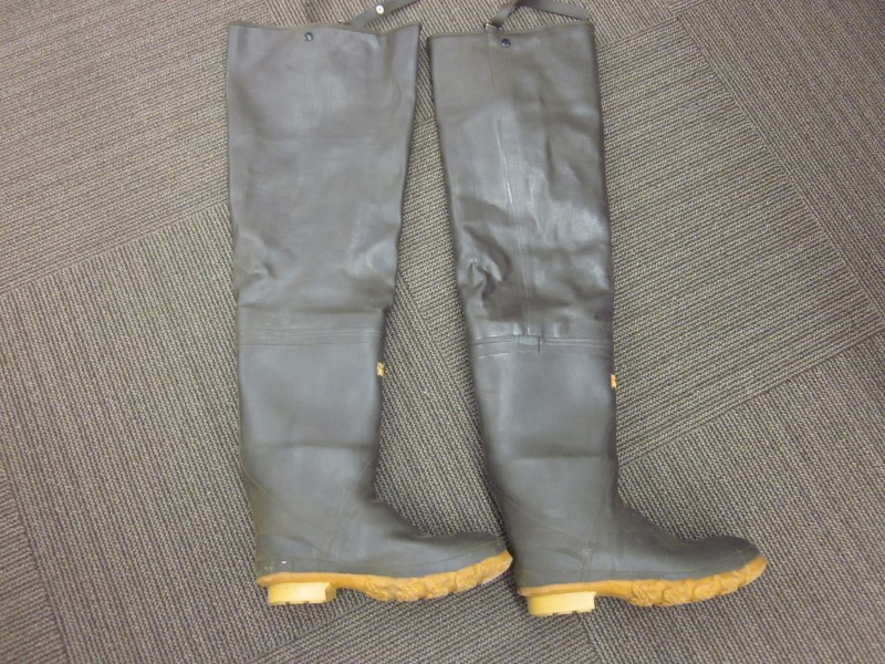 CABELAS SHOES HIP BOOTS