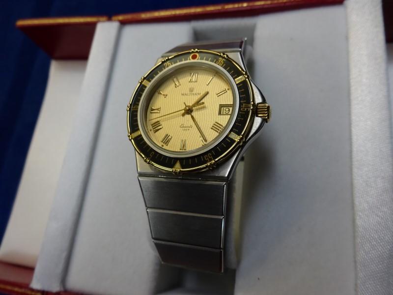 WALTHAM Gent's Wristwatch 31404