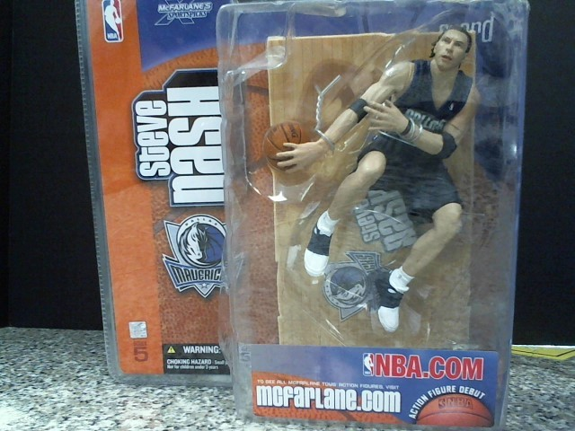 NBA STEVE NASH ACTION FIGURE