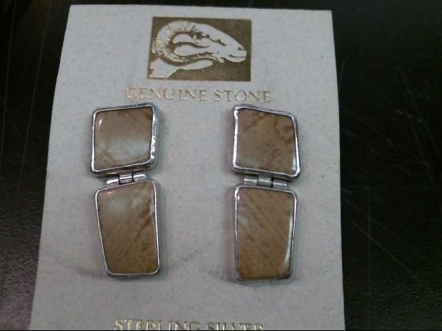 Silver Earrings 925 Silver 11g