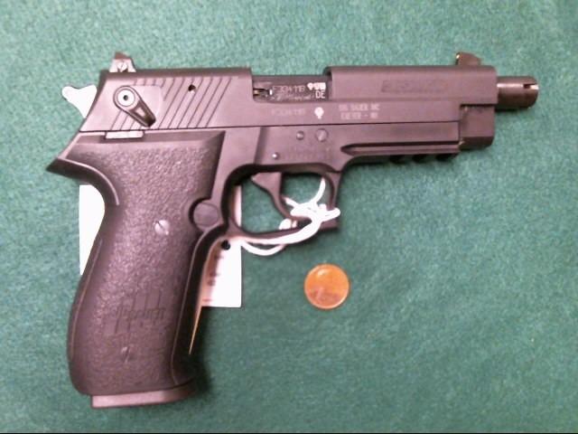 SIG SAUER Pistol MOSQUITO 22 THREADED BARREL