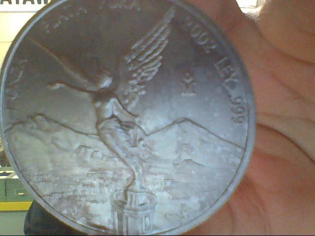 MEXICO Silver Coin SILVER ONE OUNCE COIN