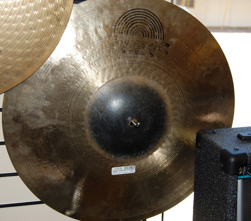 """SABIAN Cymbal 22"""" HH POWER BELL RIDE"""