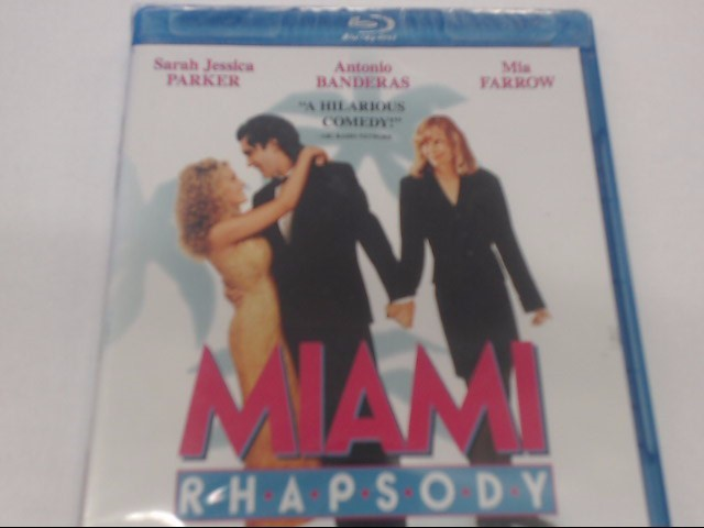 MIAMI RHAPSODY - BLU-RAY MOVIE