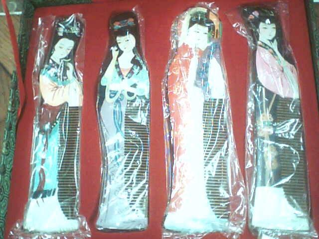 Antique CHANGZHOU COMB