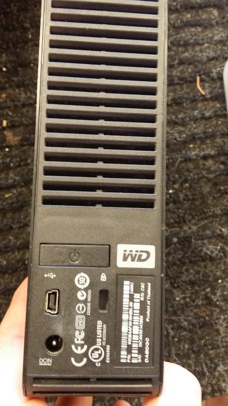 WESTERN DIGITAL Computer Accessories WDBAAF0010HBK-00