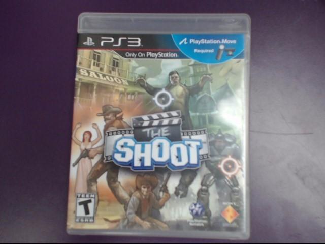 The Shoot (Sony PlayStation 3, 2010)