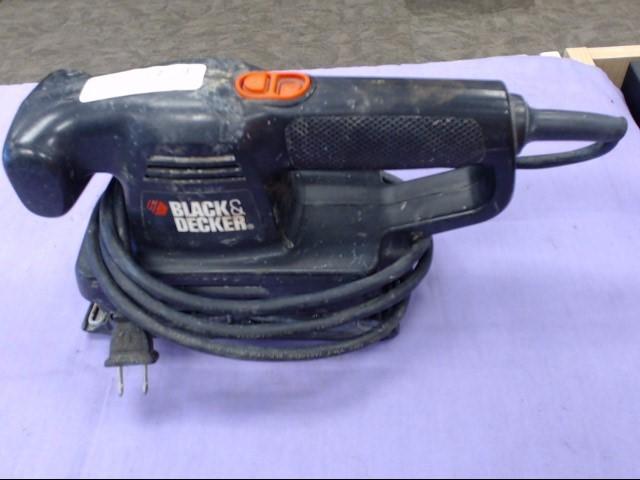BLACK & DECKER Vibration Sander 7448 FINISHING