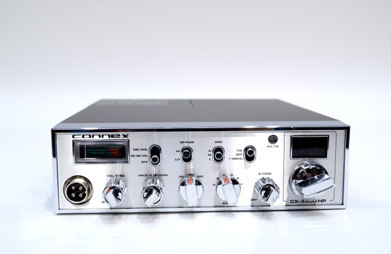 Connex CX-3300HP 40 Channel AM/FM Deluxe Amateur Transceiver