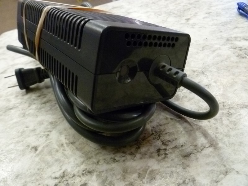 MICROSOFT Video Game Accessory XBOX 360 POWER SUPPLY