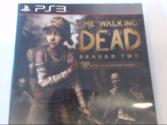 SONY PS3 THE WALKING DEAD SEASON 2