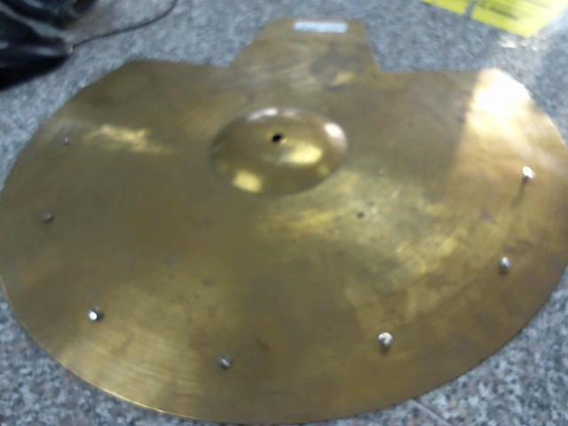 "PEARL Cymbal 20"" RIDE RIVET"